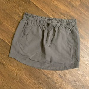 The north face skirt